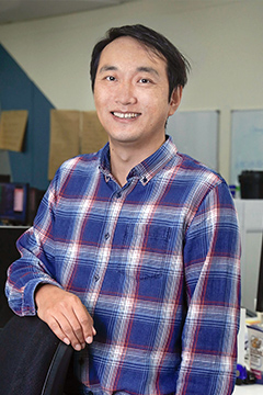 Charlie Qiao - InteliCare Developer