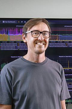 Dave Cawthorn - InteliCare Lead Developer