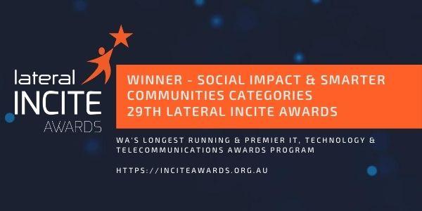 Winner - Smarter Communities and Social Impact Award