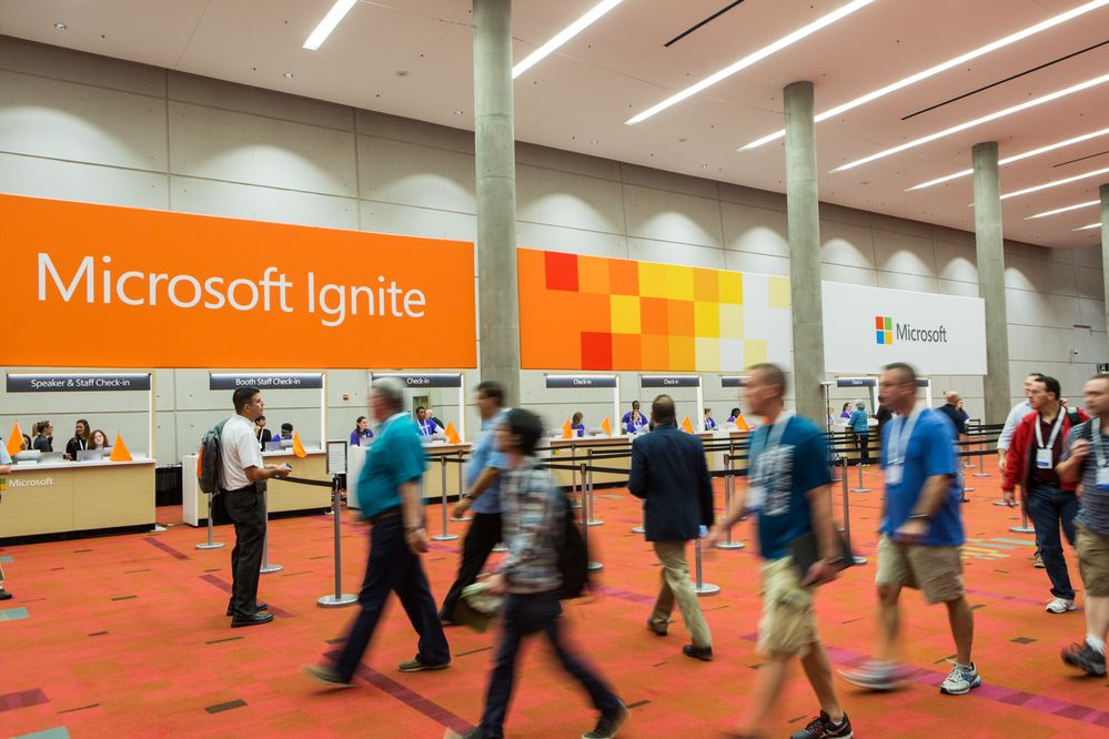 Microsoft Ignite and InteliCare
