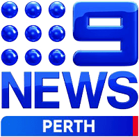 9 News Perth logo
